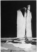 Nachts, 2013, etching and aquatint, 41.5 x 29.5 cm, edition: 4
