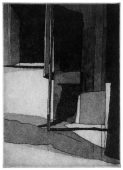 109-K, 2014, etching and aquatint, 14 x 11 cm, edition: 4