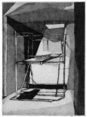 H1, 2014, etching and aquatint, 15 x 11 cm, edition: 3