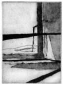 SW-02, 2014, etching and aquatint, 13 x 10 cm, edition: 5
