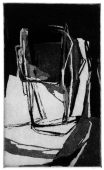 BD-3, 2015, etching and aquatint, 13 x 8 cm, edition: 6