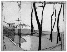 FMA, 2015, etching and aquatint, 15.5 x 20 cm, edition: 5