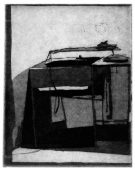 A1, 2016, etching and aquatint, 16 x 12.5 cm, edition: 5