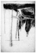 G3, 2017, drypoint, 15 x 10.5 cm, edition: 4