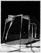 SJ-1, 2017, etching and aquatint, 13 x 10 cm, edition: 100