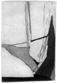 VH1, 2018, etching, vernis mou and aquatint, 15 x 10.5 cm, edition: 7
