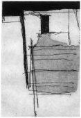 ISL, 2018, etching and aquatint, 15 x 10 cm, edition: 5